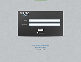 Impero Web Mail